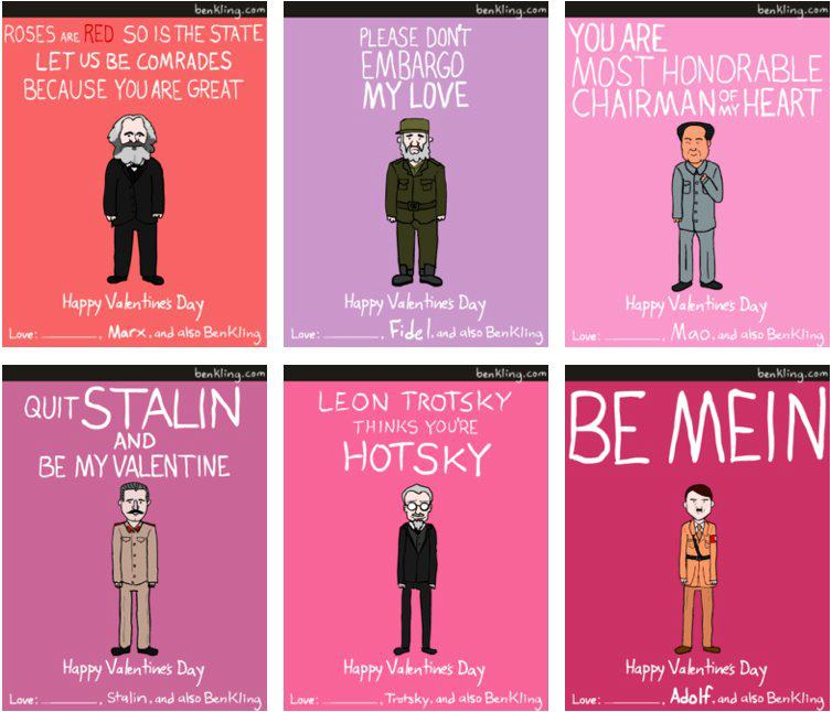 Happy Valentines Day – History Valentines Day Cards